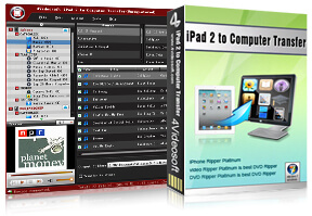 iPad 2 to Computer Transfer purchase