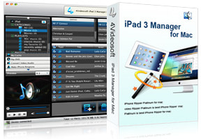 iPad 3 Manager for Mac purchase
