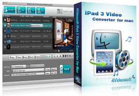iPad 3 Video Converter for Mac purchase