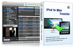 iPad to Mac Transfer purchase