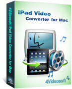Convert video to iPad, 3GP to iPad Converter