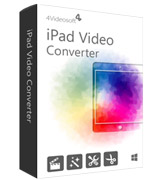 Convert VOB to iPad MOV, VOB to iPod MOV Converter