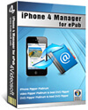 iPhone 4 Manager for ePub box-s
