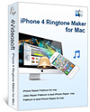 iPhone 4 Ringtone Maker for Mac box-s