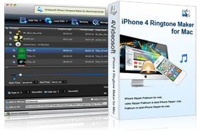 iPhone 4 Ringtone Maker for Mac purchase