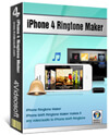 iPhone 4 Ringtone Maker box-s