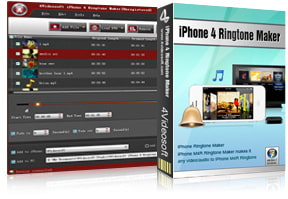 iPhone 4 Ringtone Maker purchase