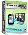 iPhone 4 to Computer Transfer box-s