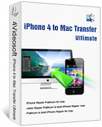 iPhone 4 to Mac Transfer Ultimate