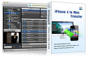iPhone 4 to Mac Transfer purchase