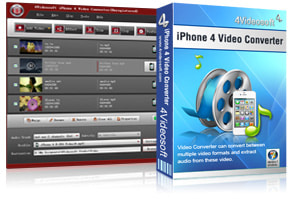 iPhone 4 Video Converter purchase