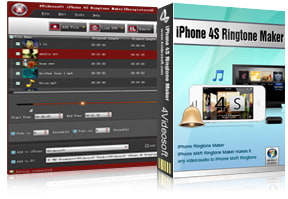 iPhone 4S Ringtone Maker purchase