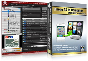 iPhone 4S to Computer Transfer Ultimate purchase