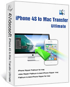 iPhone 4S to Mac Transfer Ultimate