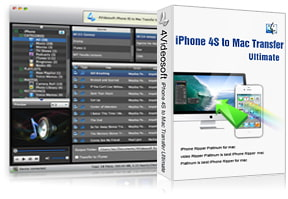 iPhone 4S to Mac Transfer Ultimate purchase