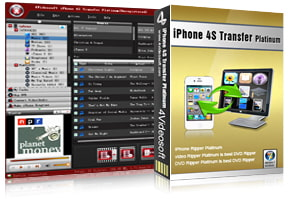 iPhone 4S Transfer Platinum purchase