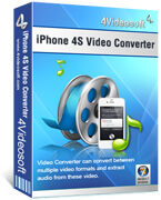 iPhone 4S Video Converter