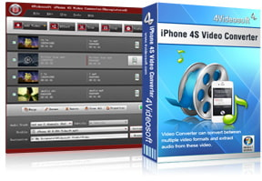iPhone 4S Video Converter purchase