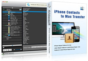 iPhone Contacts to Mac Transfer purchase