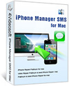 iPhone Manager SMS for Mac box-s