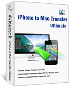 iPhone to Mac Transfer Ultimate box