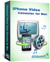 iPhone Video Converter for Mac box-s