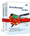 iPod + iPhone Mate for Mac box-s