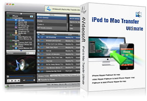 iPod to Mac Transfer Ultimate purchase
