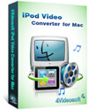 iPod Video Converter for Mac box-s