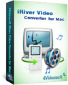 iRiver Video Converter for Mac box-s