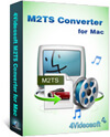 M2TS Converter for Mac box-s