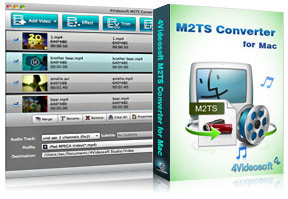 M2TS Converter for Mac purchase