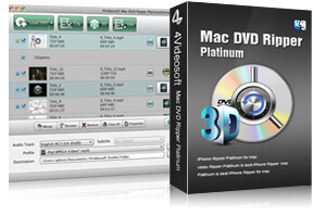 Mac DVD Ripper Platinum purchase