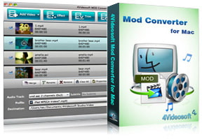 MOD Converter for Mac purchase