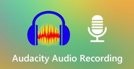 Enregistrement audio Audacity