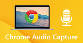 Capture audio Chrome