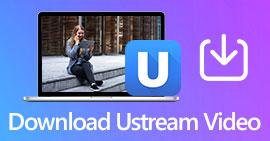 Télécharger les vidéos Ustream