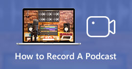 Record A Podcast