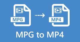 Mpg à MP4