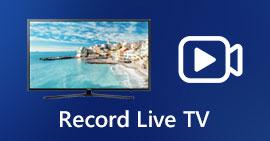 Live-TV aufnehmen
