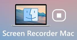 Enregistreur d'écran Mac