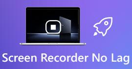 Enregistreur d'écran sans décalage