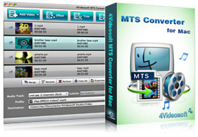 MTS Converter for Mac purchase