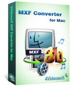 MXF Converter for Mac purchase