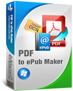 PDF to ePub Maker