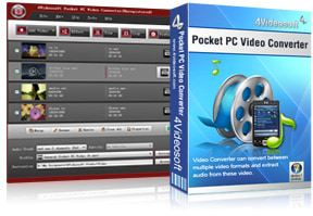 Pocket PC Video Converter purchase