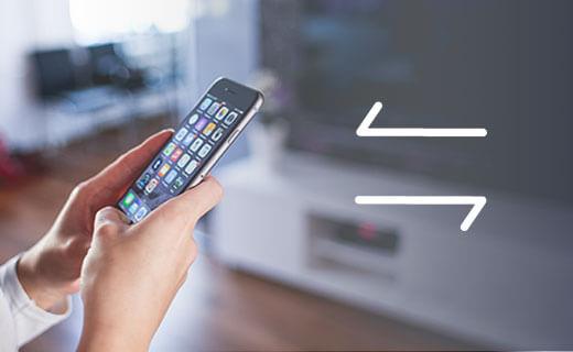 iOS Overførsel