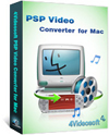 PSP Video Converter for Mac box-s