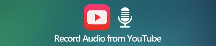 Enregistrer l'audio depuis YouTube
