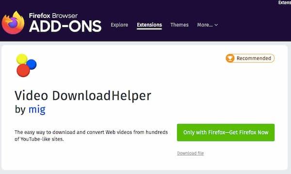Laden Sie das ustream Video Firefox herunter